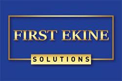 First Ekine Solutions partenaire de Ékinetik