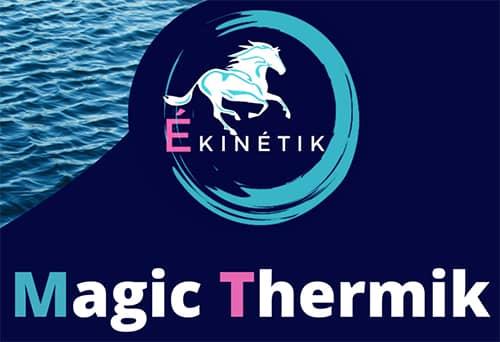 Magic Thermik par Ekinetik soin pour cheval